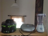 Not used and need the space - George Freeman - Healthier way to Cook &a Philips blender