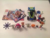 Lego toy story collection, lots of great minifigs