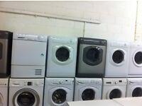 WASHING MACHINES HOTPOINT,ZANUSSI,INDESIT,SIEMENS,BOSCH ETC WITH WARRANTY