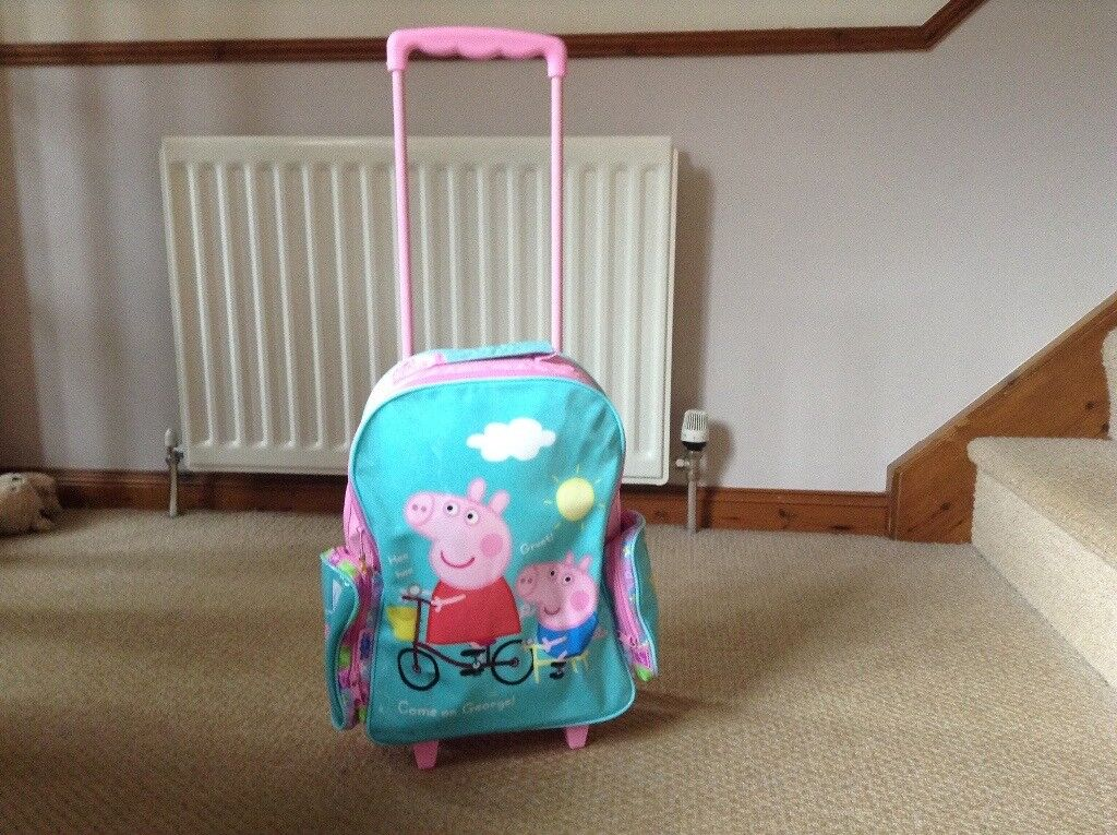 Peppa Pig Children's Suitcase