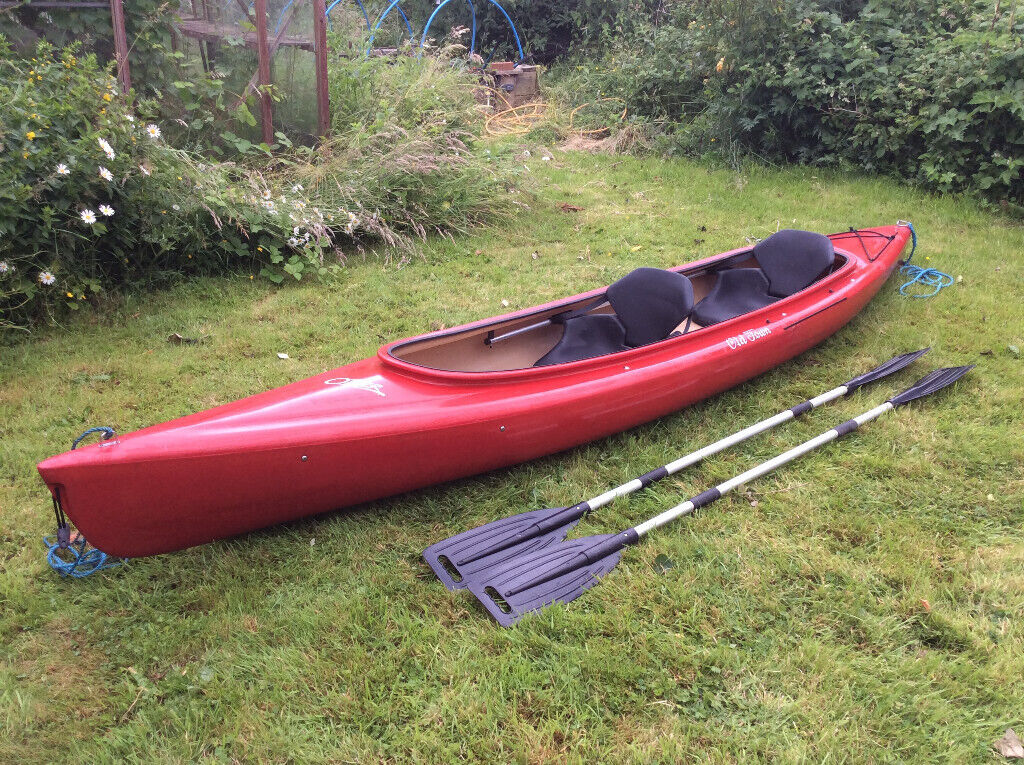 OLD TOWN TWIN OTTER TANDEM KAYAK  4 3m LONG | in Oswestry, Shropshire |  Gumtree