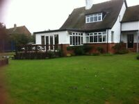 Large 3 bed house large garden share with single owner
