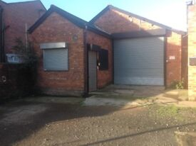Unit for rent in Walsall ideal for trade/storage