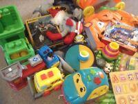 Bundle Toys Baby Kids Job Lot Books Soft Toys Cars
