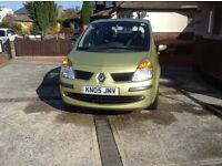 Renault Modus,Very good condition,inside & out.Mot & service history