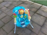 Baby Chair with activity centre and vibrator