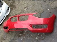 BMW 1 series front bumper 2012-2015 £15 choice of 10 different colours