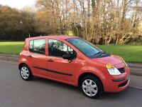 RENAULT MODUS 1.2 EXPRESSION. 2006. NEW MOT. FULL SERVICE HISTORY..