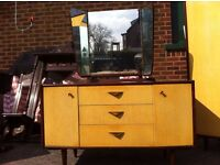 Vintage / Retro Dressing Table - Good Condition - Reduced