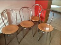 Free! 4 chairs