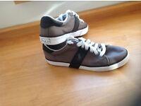 Polo Ralph Laurent canvas shoes size 9