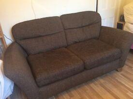 Generous 2 seater sofa (Next)