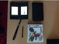 Nintendo DS Black Gameboy Game