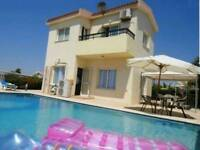 Luxury 2 bedroom villa by the sea with private pool, Cyprus - Ayia Napa - Ayia Thekla
