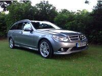 Mercedes C220 CDI Sport Estate