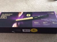 Babyliss flawless smooth shiny curls £15