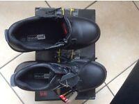 Black rock safety shoes
