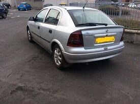 Vauxhall Astra motd xmas sale/swap