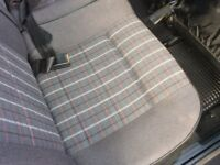 Wanted - Mk2 Golf Gti Front Seats