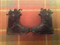 Burton Concord Boa Snowboard Boots UK size 7.5 £135 ono