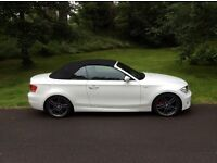 BMW M Sport Convertible 1 Series Diesel