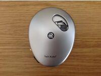 Vauxhall Twin Audio Earphones in Winding Case