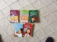 Mallory Towers set of books
