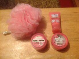 Soap and Glory bundle.