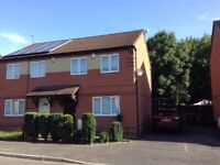 2/3 bed flat wanted for 3 bed semi