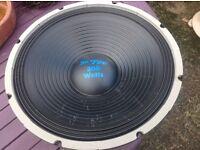 SkyTec 15inch Bass/Woofer Drive Units x 4