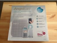 Angelcare AC1100 video, movement & sound baby monitor with instructions.