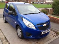 Chevrolet Spark 2012 cheapest on gumtree, may swap big motorcycle