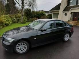 2007 BMW 320d MOT Dec 2018