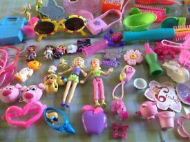 Lots of Barbie/Disney Princess Accessories (Toys, Lego, Minion, Peppa Pig, Barbie, Disney)