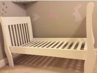 The White Company cot bed bundle