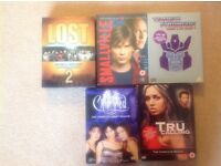 Assorted DVD box sets