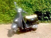 VESPA LX 125cc for sale