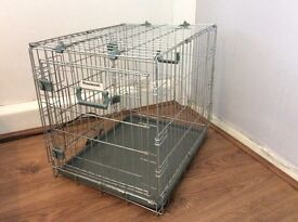 Small Dog Cage ( Rosewood) 2 Doors