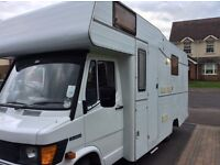 Mercedes caravan campervan 308d