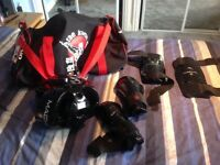 Tae Kwon Do Sparring Gear Set