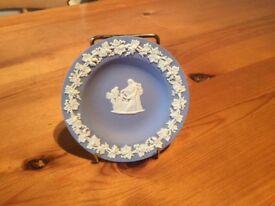 Wedgwood Jasperware Blue small dish