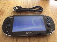 SONY PLAYSTATION VITA WITH LOW FIRMWARE PS VITA
