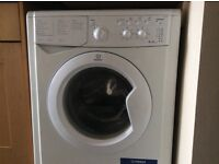 Indesit washing machine