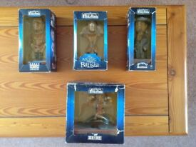 FINAL REDUCTIONS! WWE WRESTLING FIGURES, BOXED/UNUSED, PRISTINE CONDITION, IDEAL CHRISTMAS PRESENT.