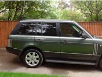 Range Rover vogue se Autobiography fact upgrade 4.4 petrol