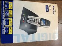 Digital cordless telephone with answer machine brand new