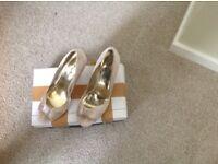 Wedding shoes size5