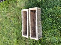 Concrete Garden Toughs
