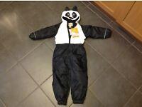 Regatta waterproof suit, age 3-4