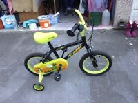 Kids Apollo Bike 3-5 years